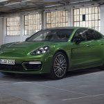 Porsche Panamera modellerini pazara sunuyor