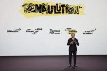 Renault Grubu renaulution planının ilerisinde