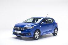 Yeni Dacia Sandero geldi