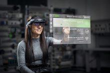 Artırılmış gerçeklik ile üretim daha teknolojik