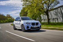 BMW Hydrogen testte